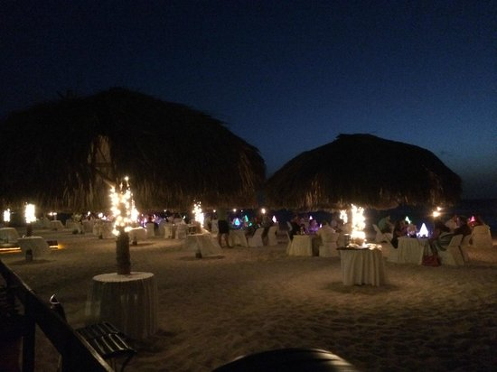 Passions on the Beach: great atmosphere