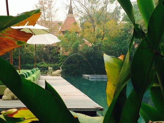 Siripanna Villa Resort & Spa: Piscine