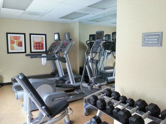 Residence Inn Fort Myers: Gym