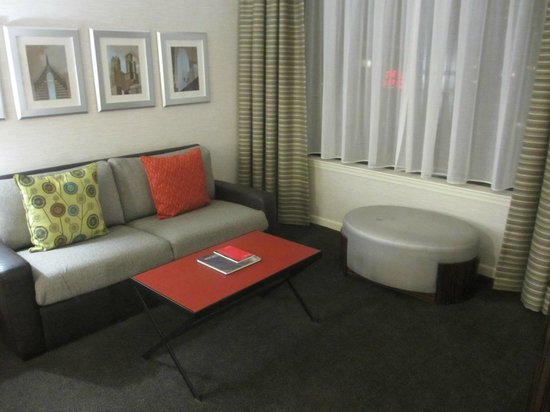 Cambria Hotel & Suites Chicago Magnificent Mile: 部屋