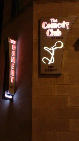 The Comedy Club on State