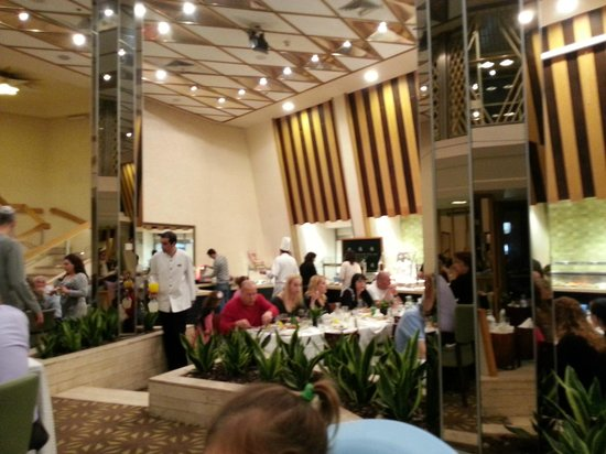 Dan Panorama Haifa : Dining room