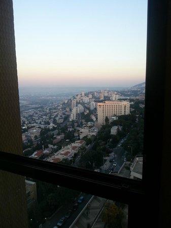 Dan Panorama Haifa: View from room