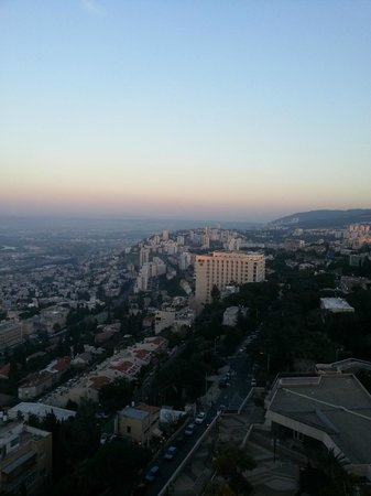 Dan Panorama Haifa : View from room