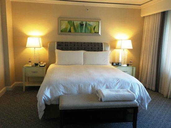 Four Seasons Hotel Chicago: Quarto que fiquei hospedado