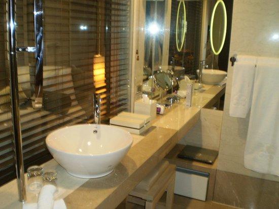 Hotel Royal-Nikko Taipei: 洗面所です。