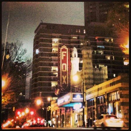 Fox Theatre: Fox Theater on Peachtree