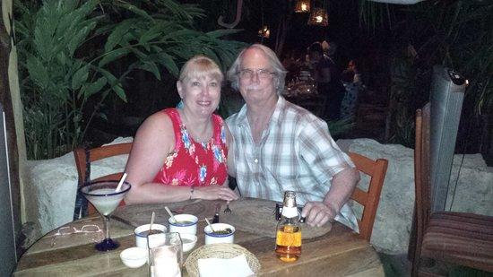 La Cueva del Chango: Our second trip to this great little restaurant