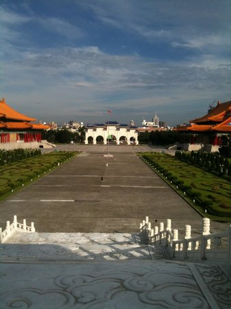 Salón Conmemorativo de Chiang Kai-shek: Chiang Kai-Shek Memorial Hall Taipei