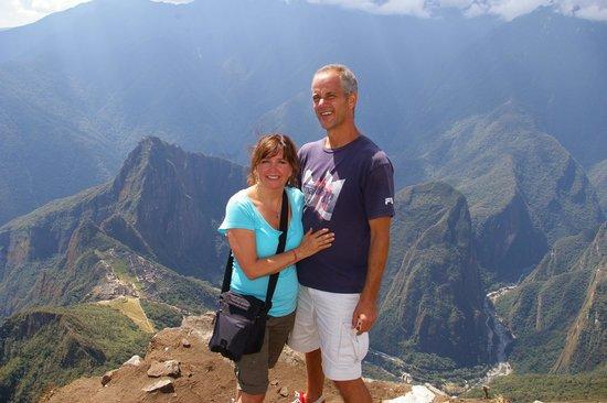 Peru Road Trip Bed & Breakfast: mount machu picchu