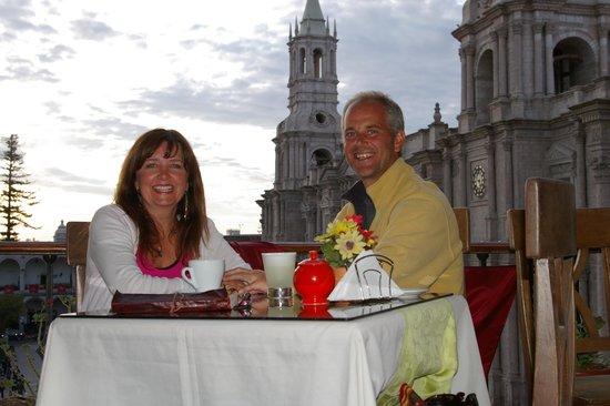 Peru Road Trip Bed & Breakfast: arequipa