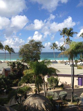 Divi Aruba: View from balcony