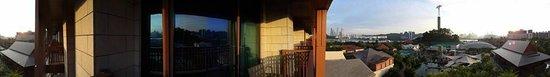 Resorts World Sentosa - Equarius Hotel : Balcony