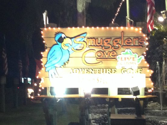 Smugglers Cove Adventure Golf : Smugglers Cove - Fort Myers, FL
