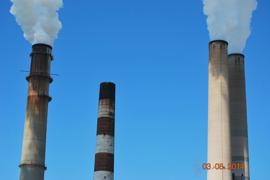 Tampa Electric Manatee Viewing Center: SmokeStacks