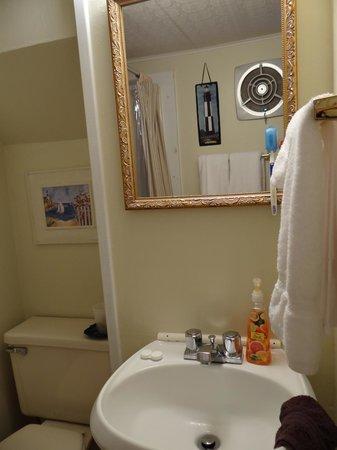 Green Mountain Inn: Ensuite bathroom