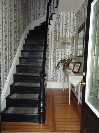 Green Mountain Inn: Foyer