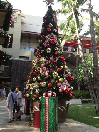 Royal Hawaiian Center : クリスマスのRH