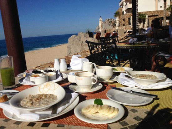 Grand Solmar Land's End Resort & Spa : Breakfast Anyone!