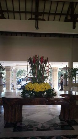 Grand Mirage Resort & Thalasso Spa - Bali: Hotel Lobby