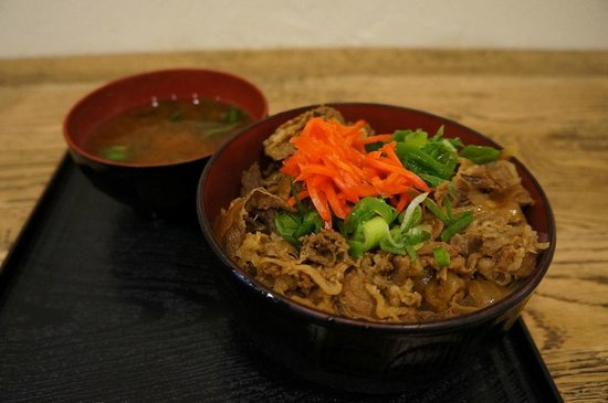 Don Don Japanese: Beef Don