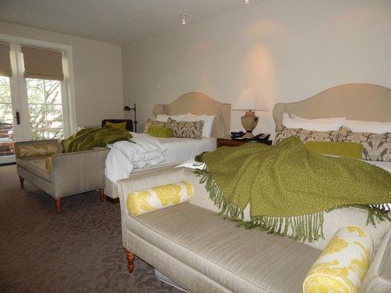 Hotel Yountville: Lovely Room