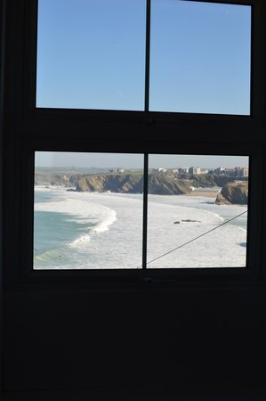Cliff House: View from 'Fistral' - King/twin ensuite