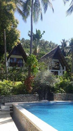 Buri Resort & Spa : Pool area