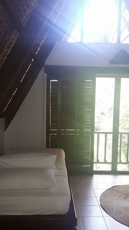 Buri Resort & Spa: 2nd floor room
