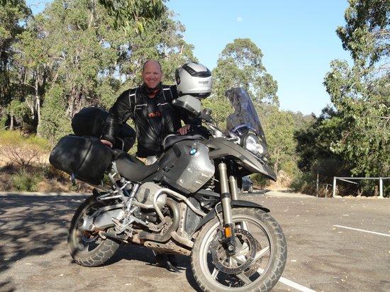 Busselton Guest House: Bike Australia 2014