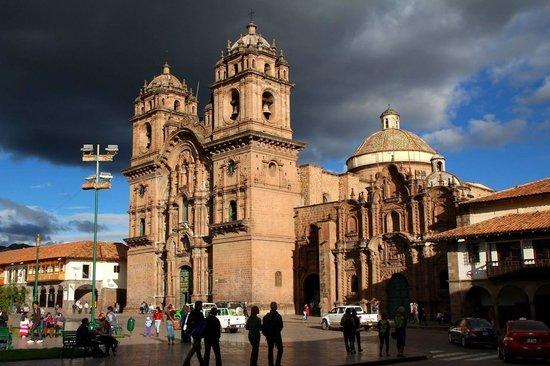 Machu Picchu: Plaza de Armas, Cusco