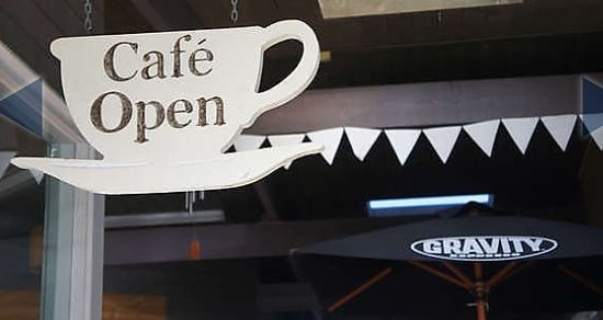 """Food On The Hill: """"Cafe Open"""""""