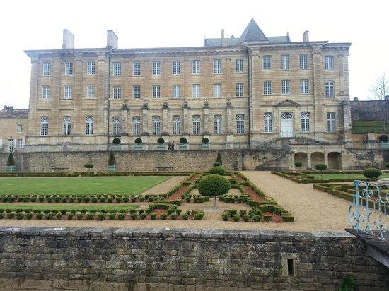 vue g n rale picture of abbaye royale de celles sur belle celles sur belle tripadvisor. Black Bedroom Furniture Sets. Home Design Ideas