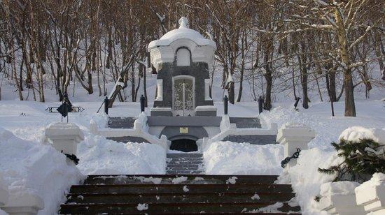 Memorial complex sopki Nikolskoy