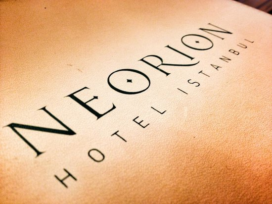 Neorion Hotel: branding