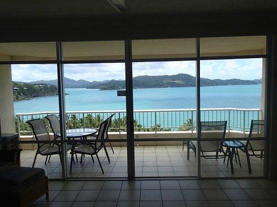 Whitsunday Apartments Hamilton Island: The view