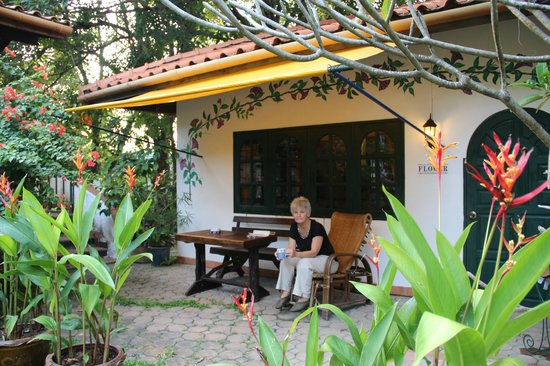 Secret Garden Chiang Mai : I was such a cute and comfortable room to stay in.