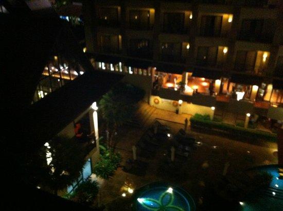 Garden Cliff Resort and Spa: Номер с видом на бассейн