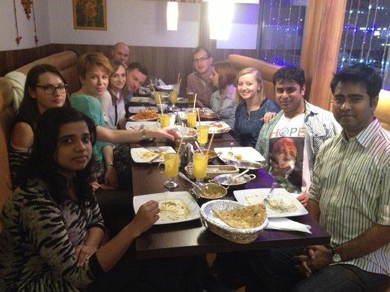 Mr India - Indian Restaurant: :)