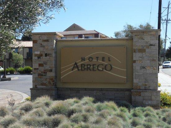 Hotel Abrego : Entrada