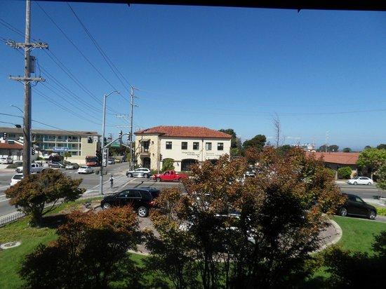 Hotel Abrego: Vista