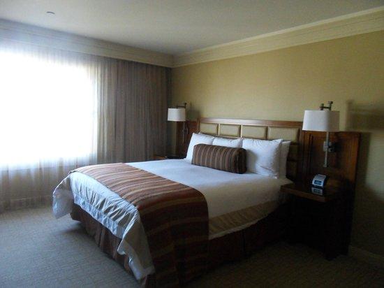 Hotel Abrego: Quarto
