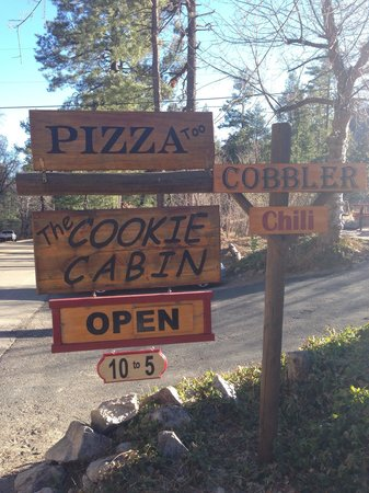 Mt. Lemmon Cookie Cabin