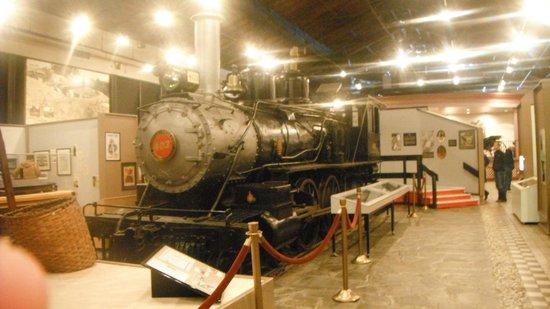 Old Savannah Tours: Savannah Museum-Inside main area