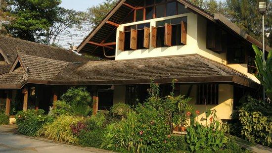 VC@Suanpaak : Hotelgelände