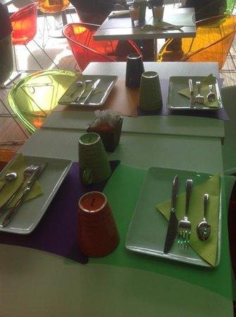 Ibis Styles Troyes Centre: colazione vitaminica