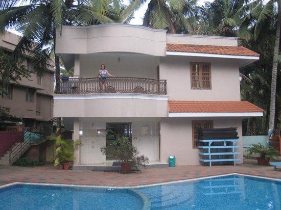 Hotel Jasmine Palace Kovalm: The Cottage room
