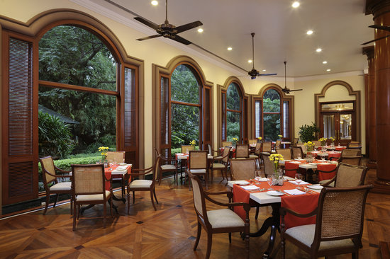 The Oberoi, Bangalore: Le Jardin