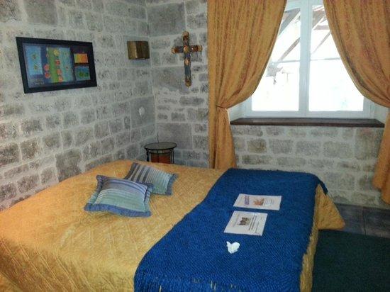 Domaine des Chais de Thenac : le lit