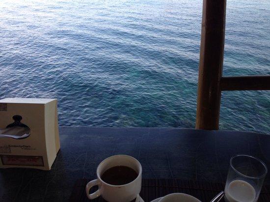Charm Churee Villa : Чудо, не завтрак!